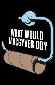 What Would Macgyver Do? Hero Shot