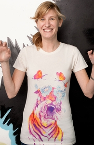 Tropicalia, Was $9.95 - Now $8.99! + Threadless Collection