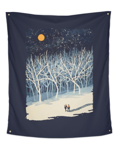 If On A Winter's Night... Hero Shot
