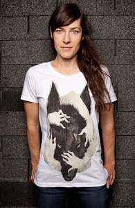 Wild Dog, New and Top Selling Animal T-Shirts + Threadless Collection