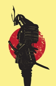 The Headless Samurai Hero Shot