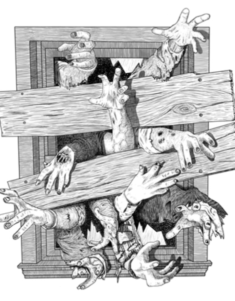 Zombies Hero Shot