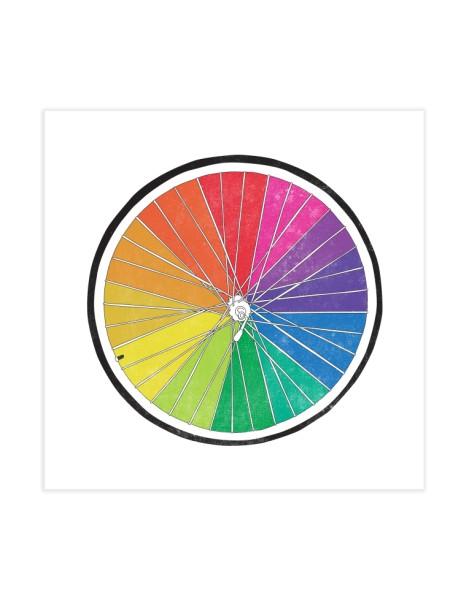 Color Wheel Hero Shot