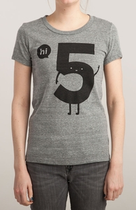 Hi 5, Best Selling + Threadless Collection
