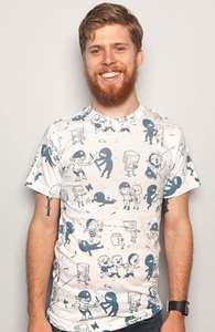 Pop Culture Clash, Was $9.95 - Now $8.99! + Threadless Collection