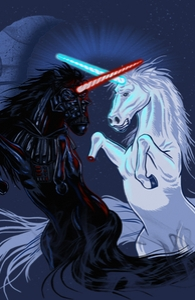 Retold with Unicorns