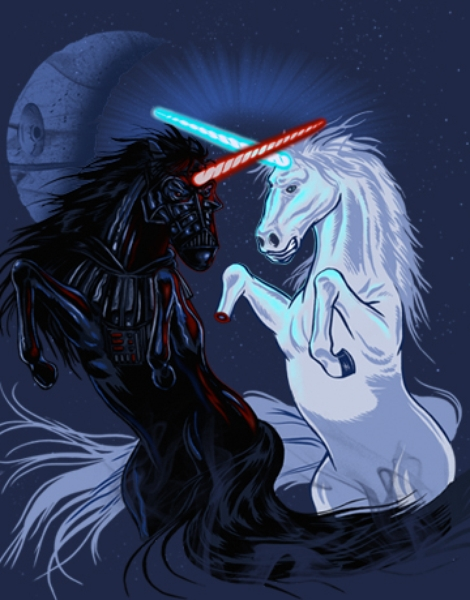 Retold with Unicorns Hero Shot