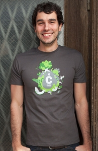 We Are Made of Carbon, Was $9.95 - Now $8.99! + Threadless Collection
