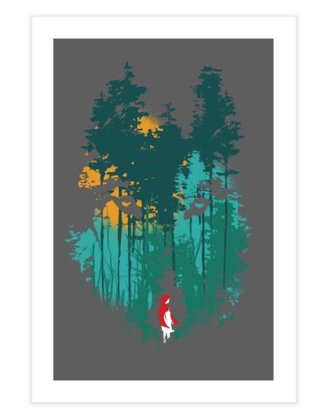 The Woods Belong To Me Hero Shot