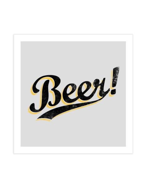Beer! Hero Shot
