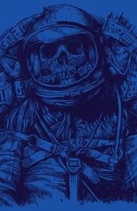 Dead Astronaut Hero Shot