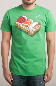 Sushi, New and Top Selling Funny T-Shirts + Threadless Collection