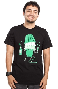 Lights Out - Justin White, Was $12.95 - Now $8.99! + Threadless Collection