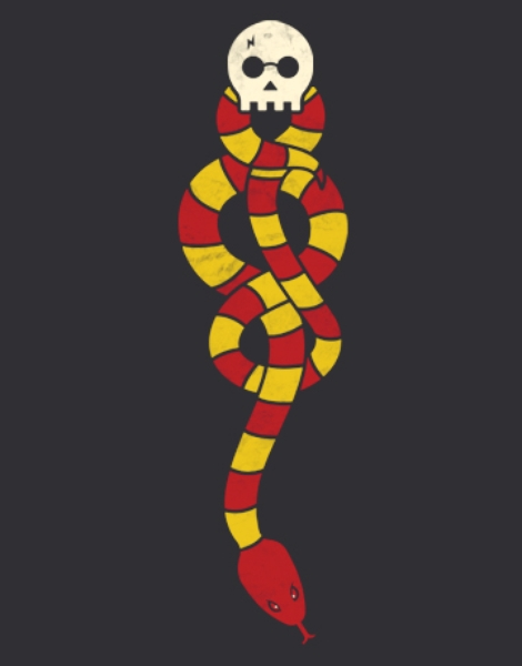 The Dark Scarf Hero Shot