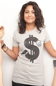 Costs an Arm & a Leg!, Girly Tees + Threadless Collection