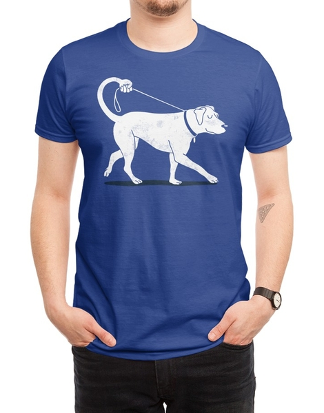 No Worries, I'll Just Walk Myself... Hero Shot