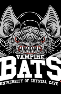 Vampire Bats, Select Guys Terry Hoody