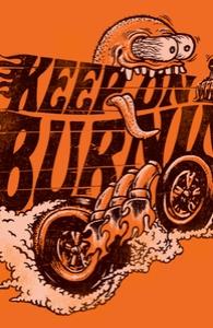 KEEP ON BURNIN'  Hero Shot