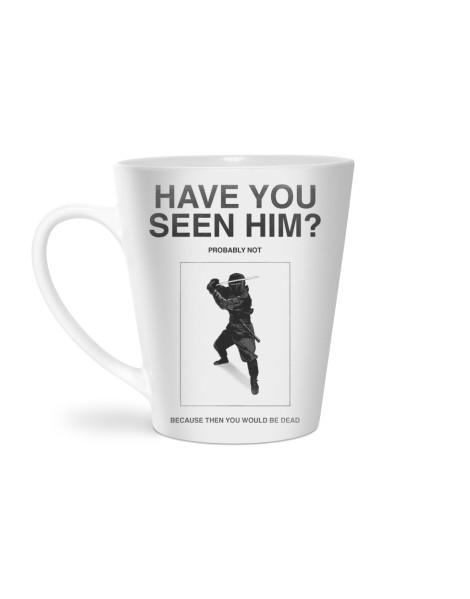 Have You Seen Him?  Hero Shot