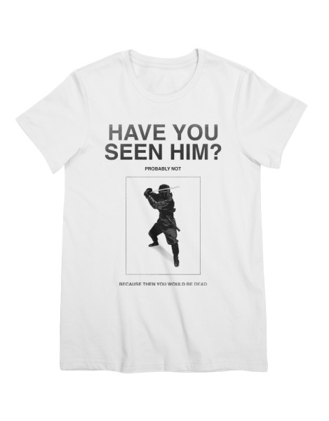Have You Seen Him?  Hero Shot