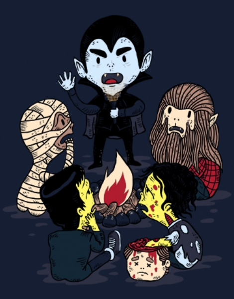 Horror Tales  Hero Shot
