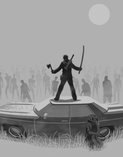 The End of The Road Hero Shot