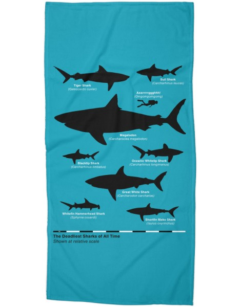 The Deadliest Sharks of All Time Hero Shot