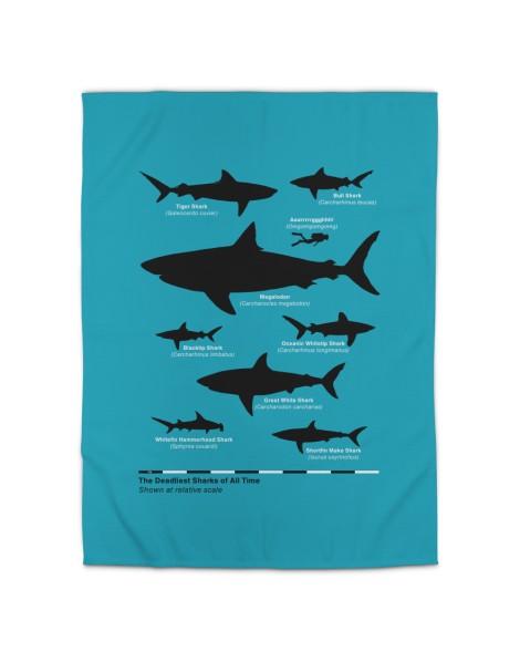The Deadliest Sharks of All Time Hero Shot