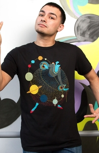 Mademoiselle Galaxy, Was $9.95 - Now $8.99! + Threadless Collection