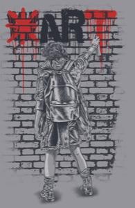 Make Art Not War  Hero Shot