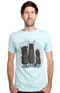 Four Spirits , Was $12.95 - Now $8.99! + Threadless Collection