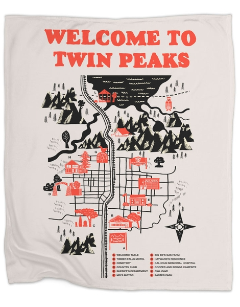 Welcome to Twin Peaks Hero Shot