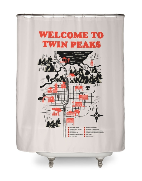 Product Title Welcome To Twin Peaks Hero Shot