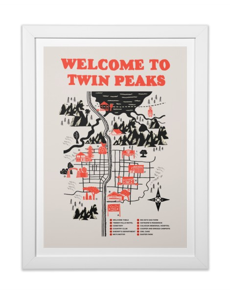 Welcome to Twin Peaks Hero Shot