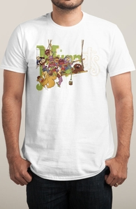 Muppets Take...Chicago?: Muppets DTG, The Muppets Tees + Threadless Collection