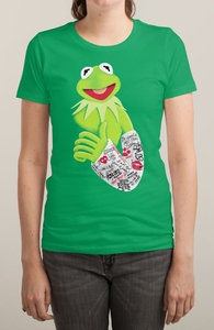 Healing and Smiling: Muppets DTG, The Muppets Tees + Threadless Collection