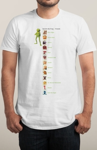 Muppetbook: Muppets DTG, The Muppets Tees + Threadless Collection