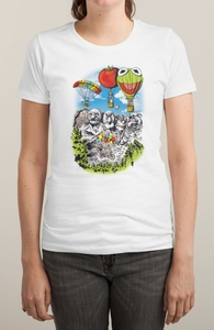 Epic Adventure: Muppets DTG, The Muppets Tees + Threadless Collection