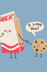 Cookie Loves Milk Hero Shot