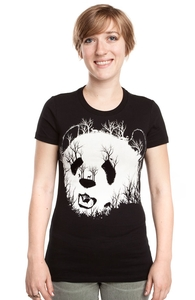 Hidden Panda Hill, Was $12.95 - Now $8.99! + Threadless Collection