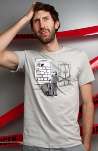 Hard Job, Was $12.95 - Now $8.99! + Threadless Collection