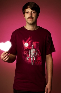 Heart Seeker, For Horror Fans + Threadless Collection