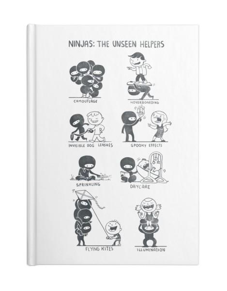 The Unseen Helpers Hero Shot