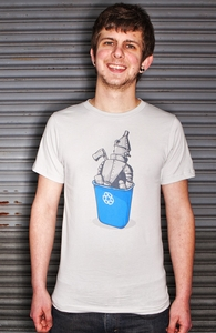Recycled Tin, $8.99 Tees + Threadless Collection