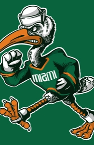 University of Miami: Sebastian Hero Shot