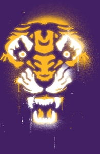 LSU: Go Tigers Hero Shot