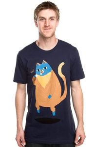 Levitation Cat, Was $12.95 - Now $8.99! + Threadless Collection