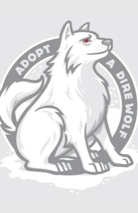 Adopt A Dire Wolf Hero Shot