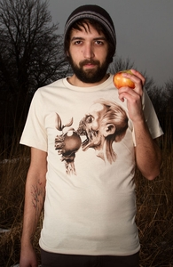 Vegetarian Zombie, For Horror Fans + Threadless Collection