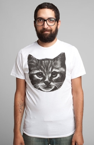 Everybody Wants to be a Cat, Cat Tees + Threadless Collection